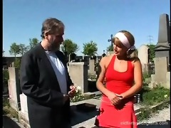 old guy fucking a juvenile gal