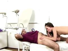 lewd old gynecologist