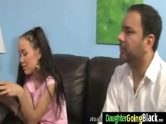 my youthful daughter nailed by nifty dark