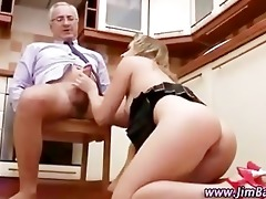 aged lad fucking younger beauty
