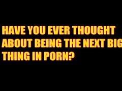 hey ohio, do desire to be a pornstar