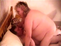 big beautiful woman rides oldman 109