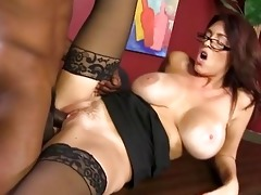 charlee follow copulates a younger darksome chap