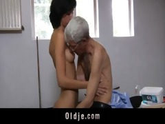eager old chap copulates anal excited dark brown