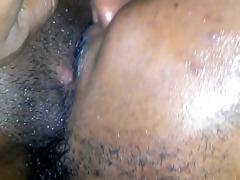 dad drinking&lickin my wet slit