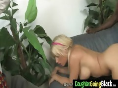youthful daughter with worthy arse screwed by a