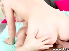 legal age teenager amateurs muff screwed hard in