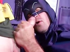 batman returns to fuck robin crazy