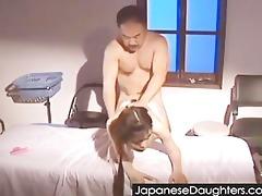 dad nice japanese daughter...