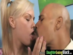 taut juvenile teen takes big dark knob 010
