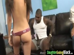 juvenile daughter with priceless wazoo drilled by