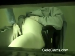 hidden livecam caught not daddy fucking not a